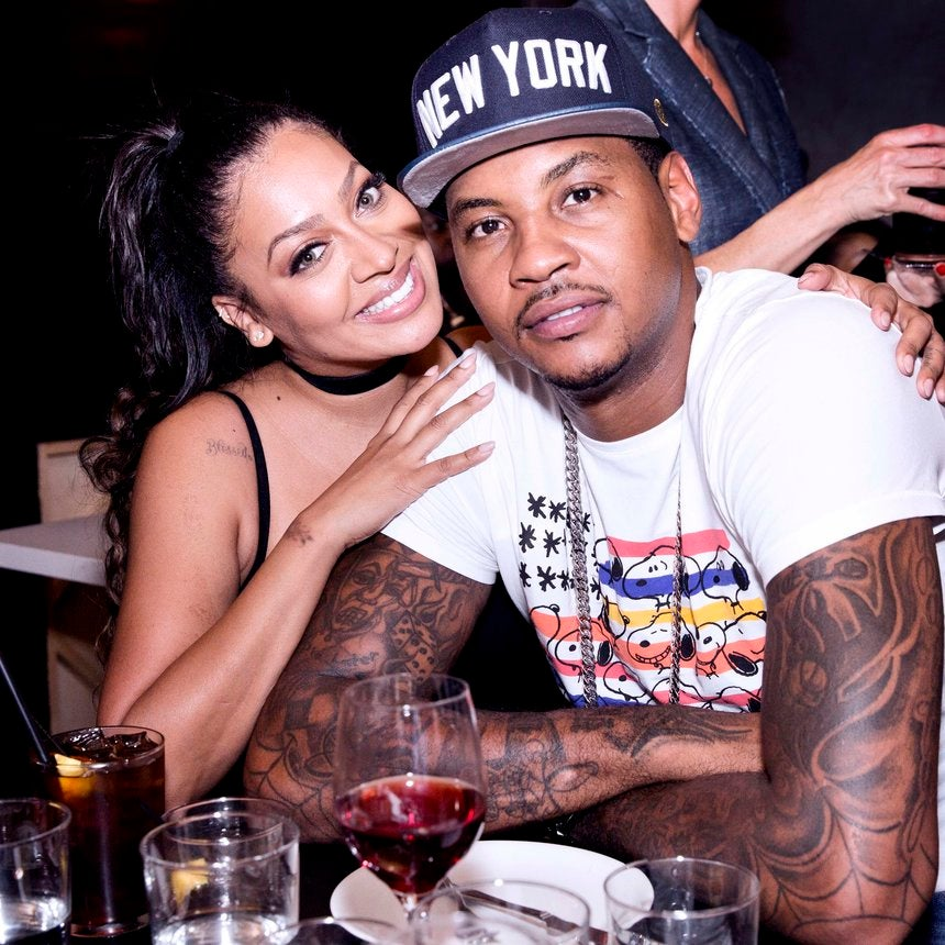 Carmelo Anthony Sends Wife La La Anthony Major Birthday Love Amid Ongoing Separation Drama