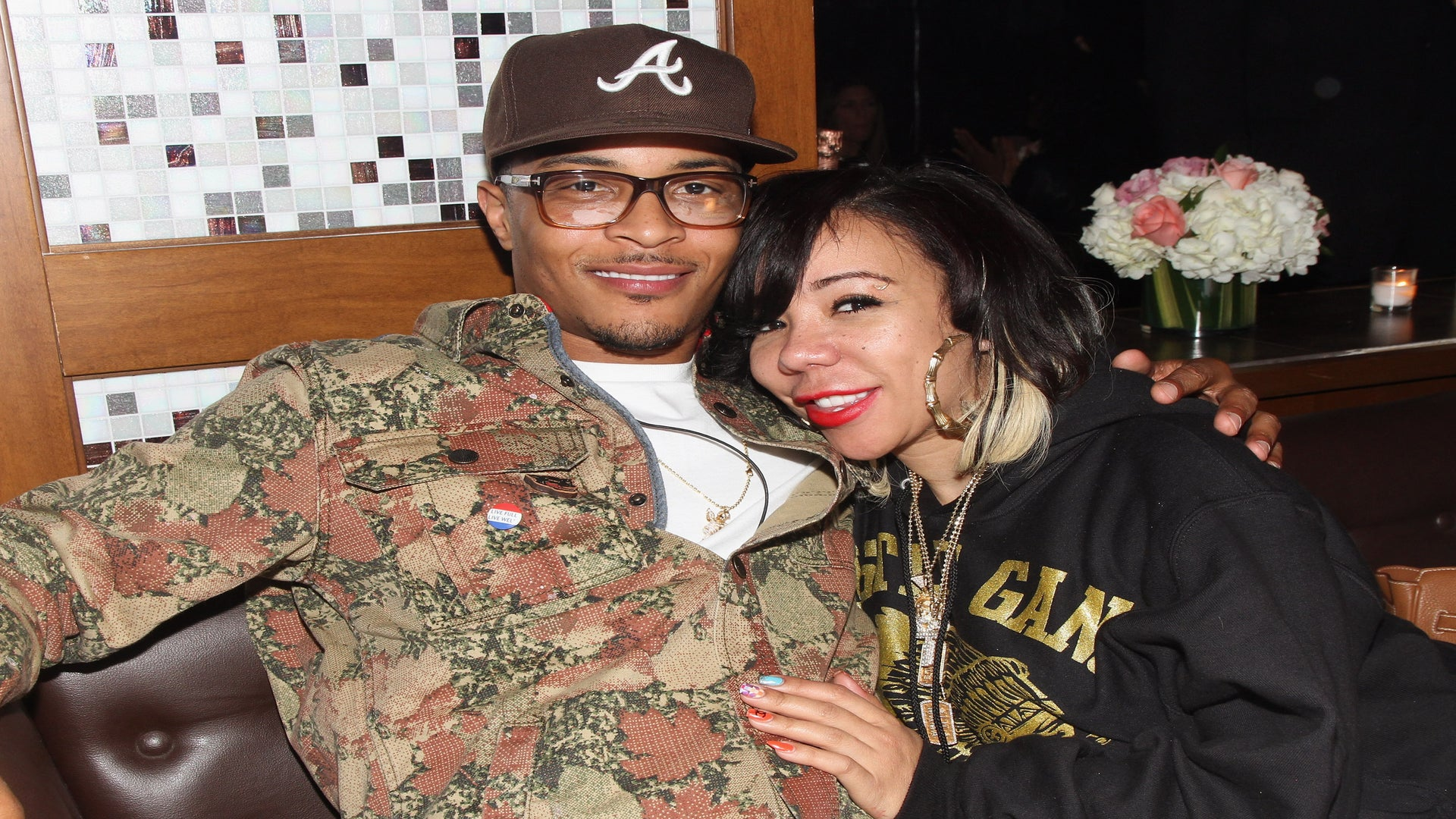 Rekindling Their Romance?T.I. And Tiny Spotted Together At VH1 Hip Hop Honors