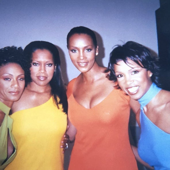 Elise Neal Shares A Behind-The-Scenes Throwback Pic From An Iconic Essence Photoshoot