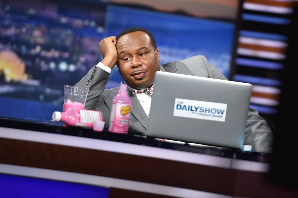 'The Daily Show's' Roy Wood Jr. Flawlessly Explains Black Twitter