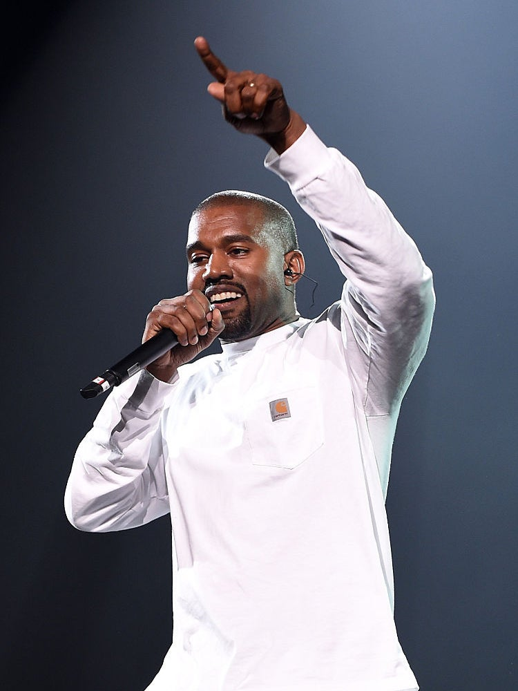 Kanye West Is Reportedly Somewhere In The Mountains Recording An Album
