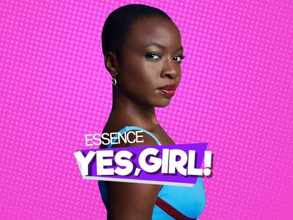 Danai Gurira on Playing Strong Women, From Michonne on 'Walking Dead' to Afeni Shakur in Upcoming Tupac Biopic