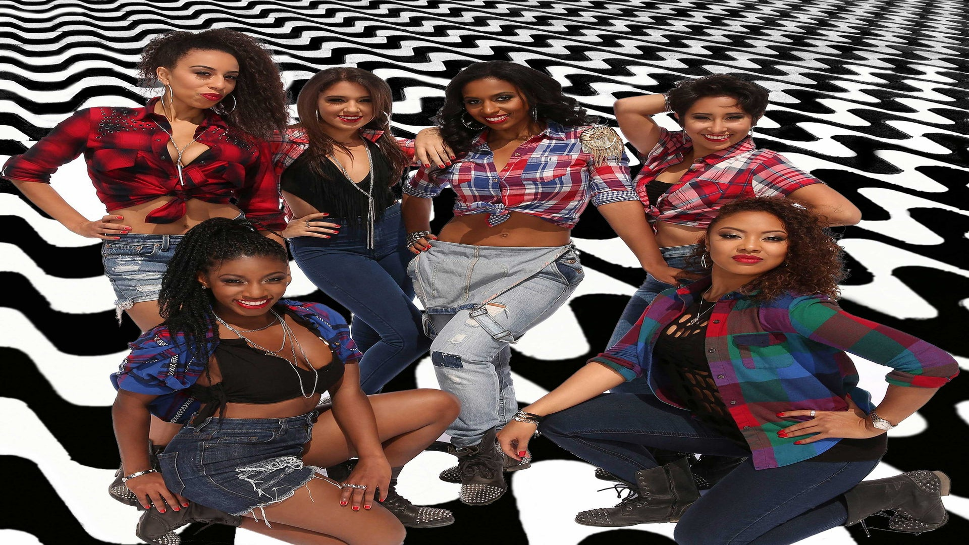 Cantu and The Syncopated Ladies Show Us Their 'Hairography'