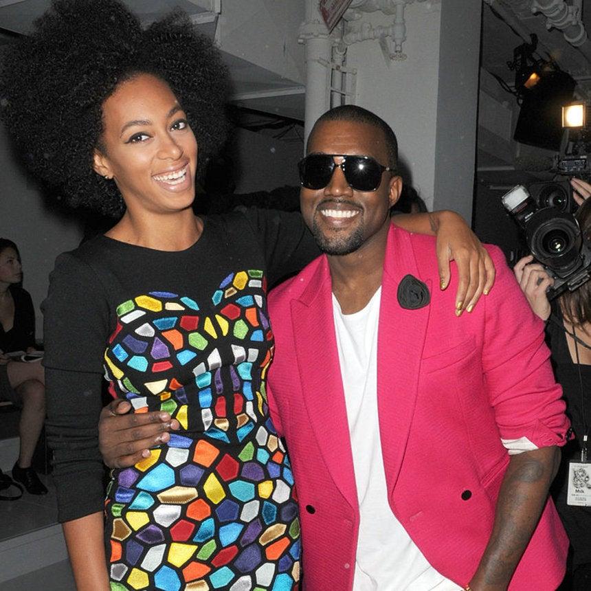 When Solange Asks, Fans Deliver...A Mashup Of 'The Wiz' And Kanye West