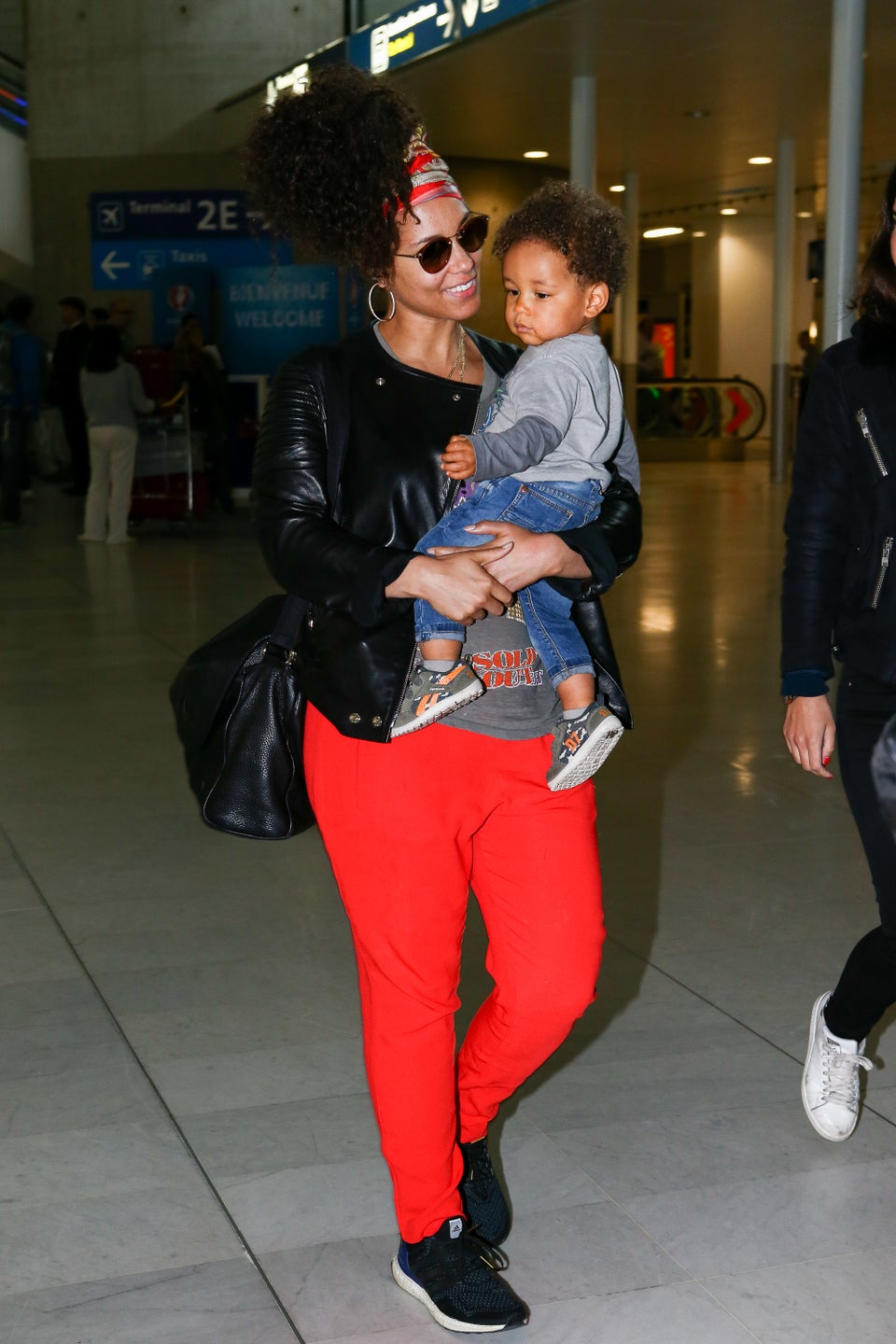 Alicia Keys And Swizz Beatz's 2-Year-Old Can Beatbox