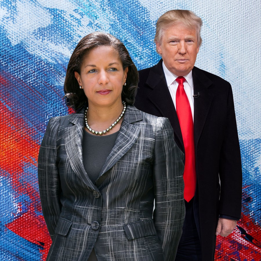 """A Quick Explainer On Donald Trump, Susan Rice And The Legality Of """"Unmasking"""""""
