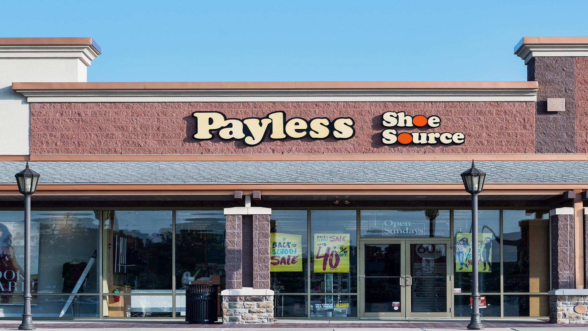 Payless Will Close 400 Stores as It Files for Bankruptcy Protection