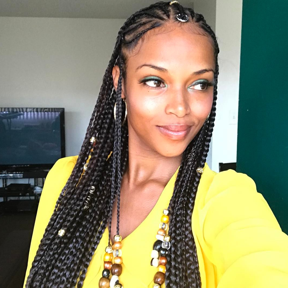 Braids Hairstyles For Spring Essence