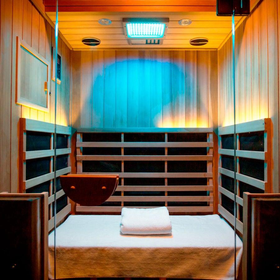 4 Luxurious Spa Destinations With Next Level Saunas
