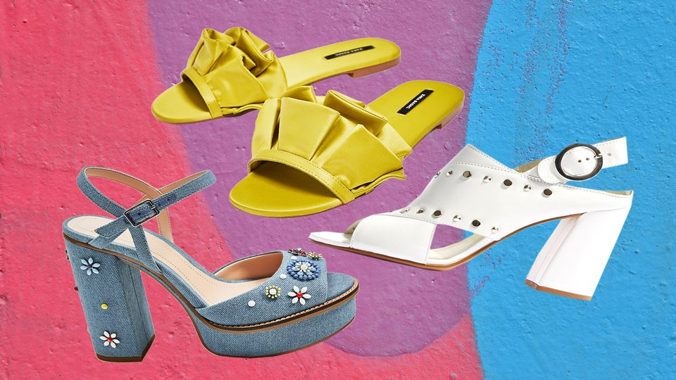 The 7 Shoe Trends You Don't Want to Miss Out on This Season