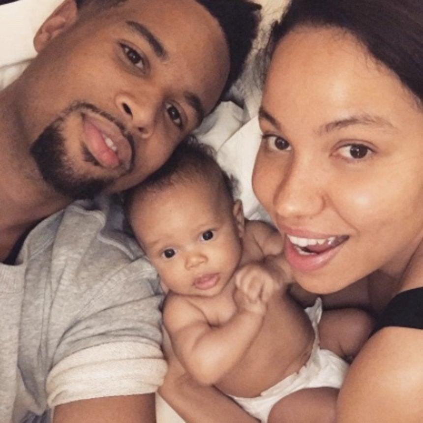 Jurnee Smollett-Bell Shares First Baby Photo Of Son
