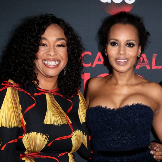 The 'Scandal' Family Is Celebrating 100 Episodes