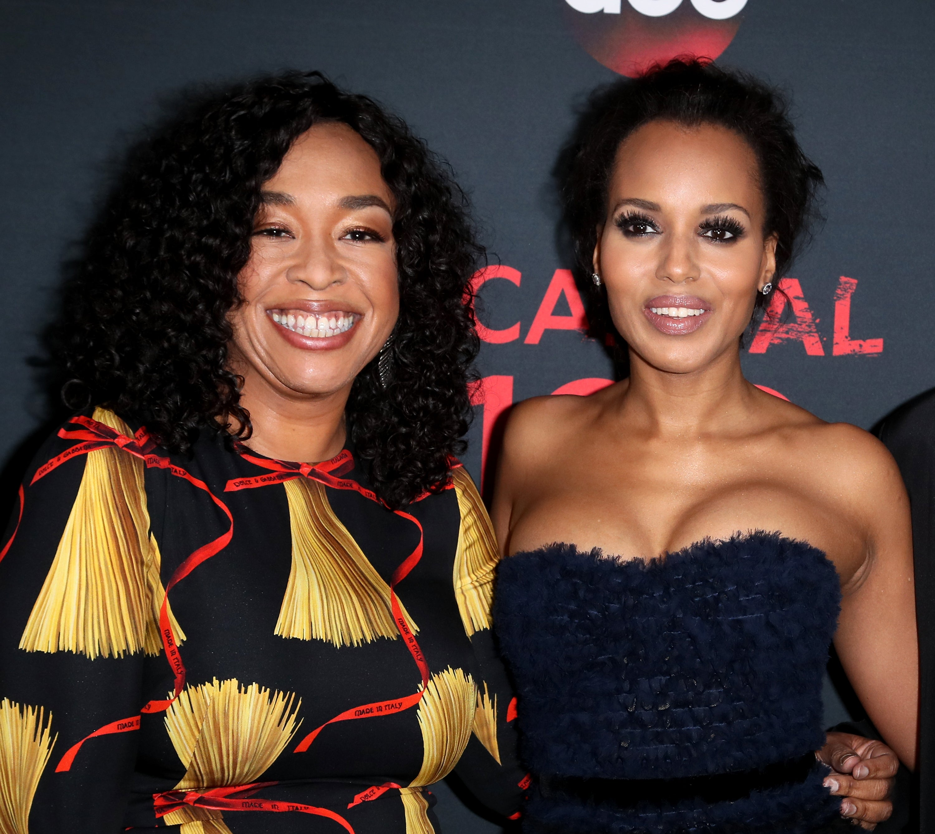 Shonda Rhimes, Gabrielle Union, and Jada Pinkett Smith Sign On To Produce Kerry Washington's New Broadway Play