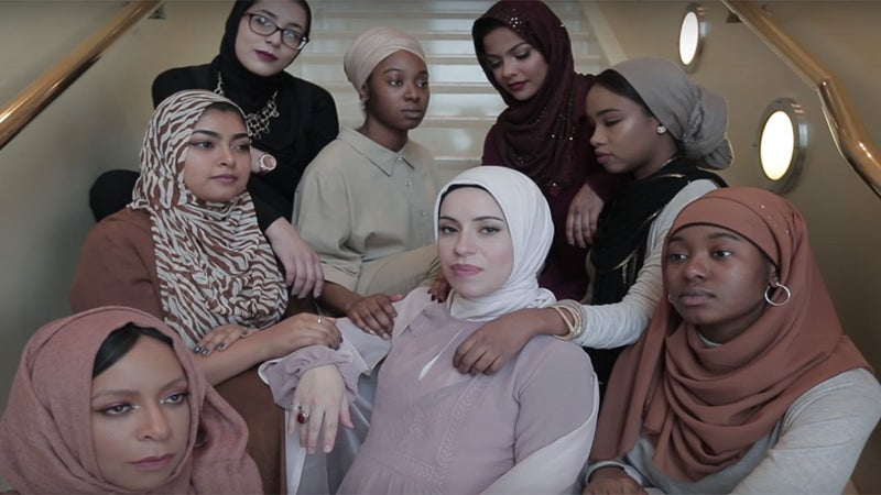 This Dope Rap Video About Hijabs Celebrates All Shades of Muslim Women