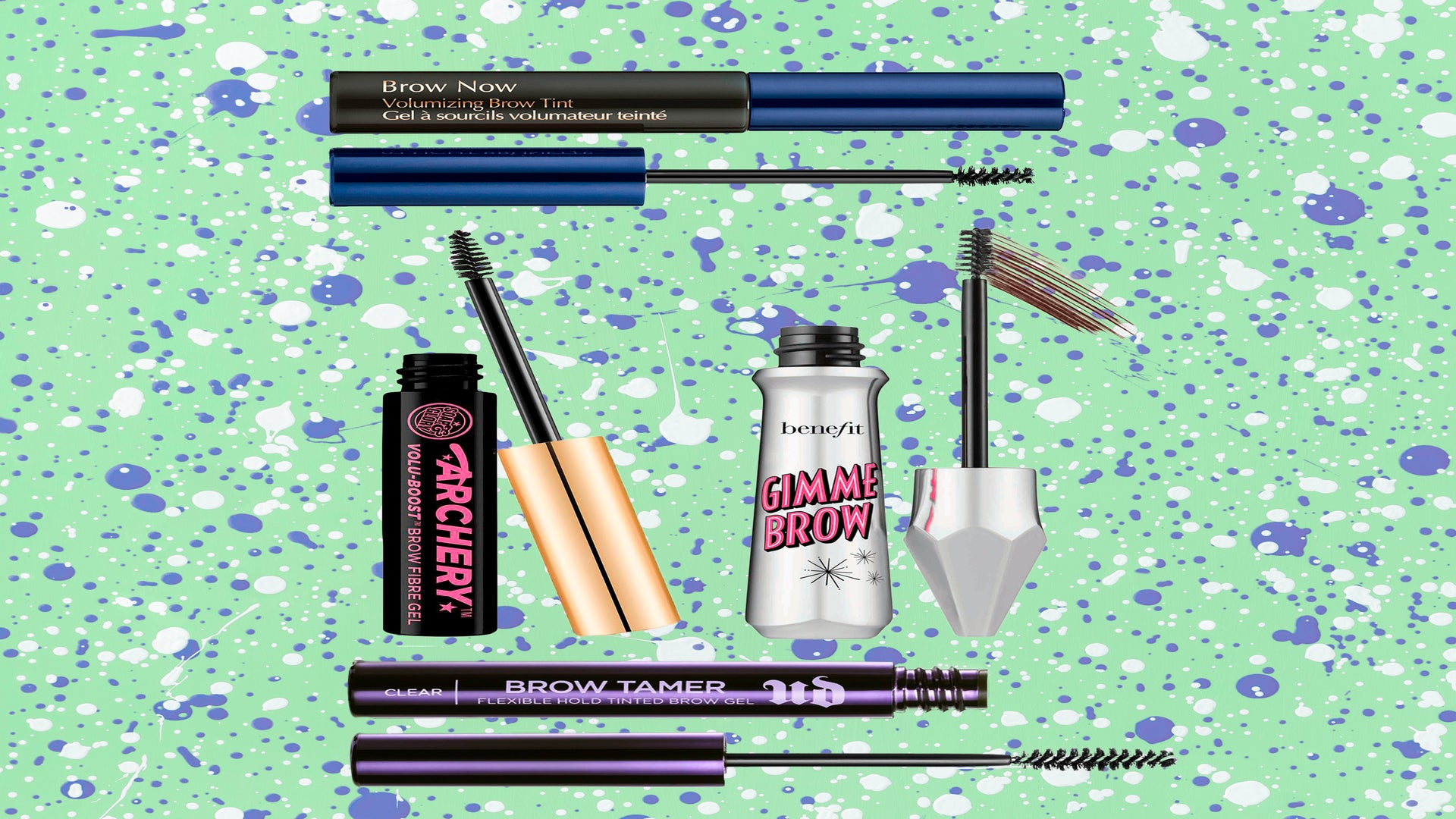 11 Tinted Brow Gels That Keep Unruly Hairs In Check