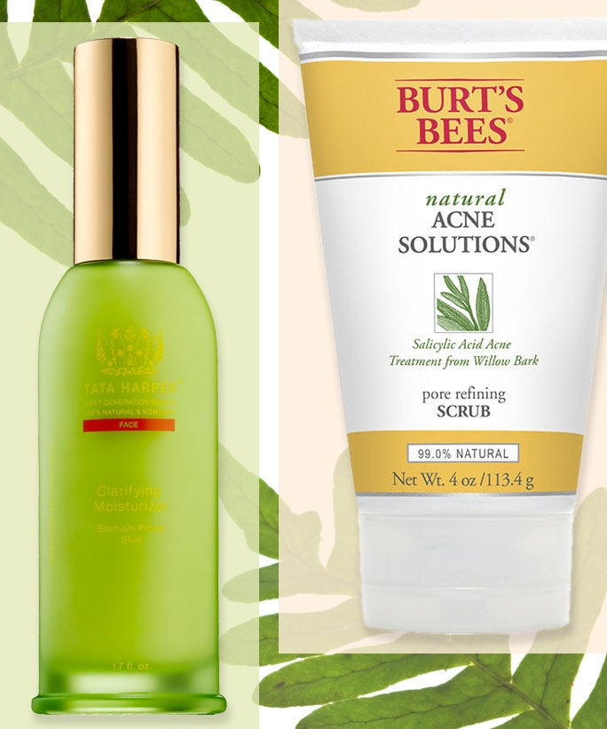 7 Green Acne Products That Actually Zap Zits
