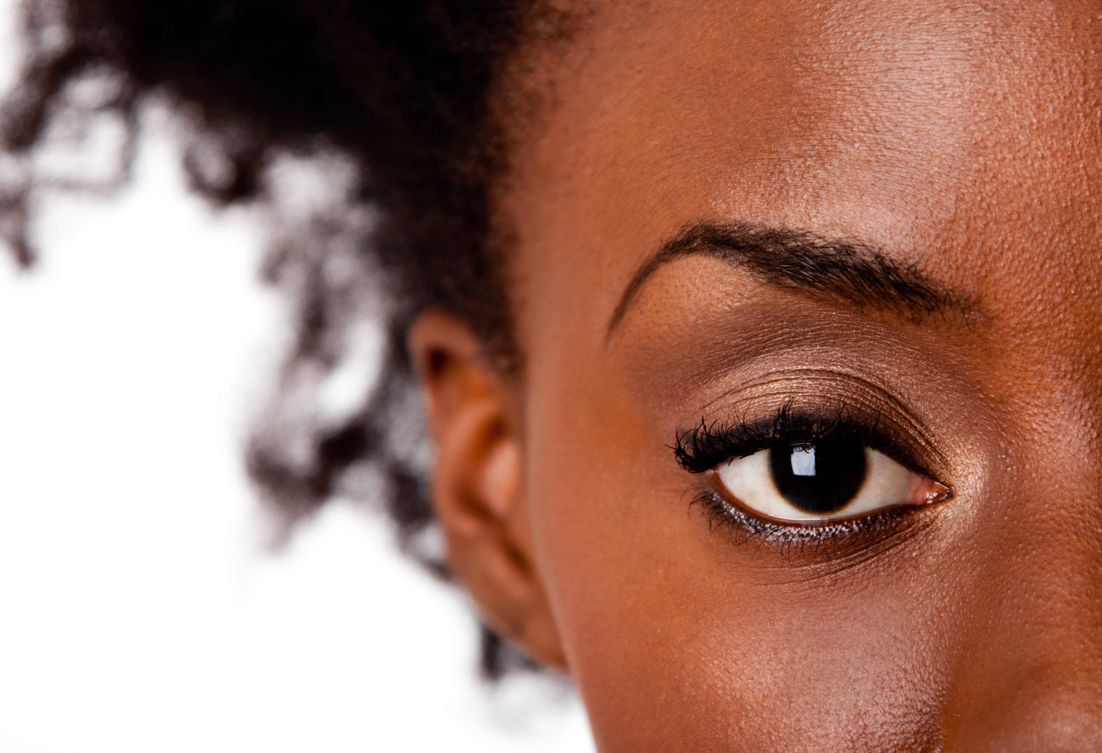 Yes, Lace Front Eyebrows Are Still A Thing