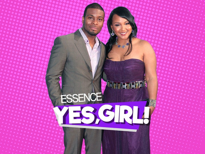 Aww! Nickelodeon Star Kel Mitchell And His Wife Asia Lee Share How They Met and Their Baby Joy