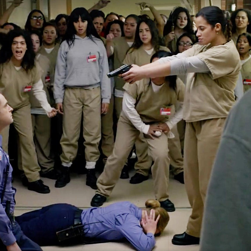 'Orange Is the New Black' 60-Second Trailer Puts All The Pressure On Daya