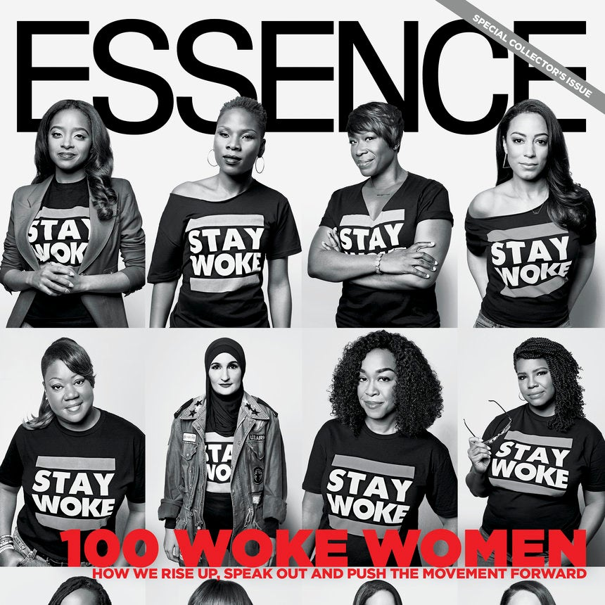 ESSENCE Unveils List Of 100 Woke Women For The May 2017 Issue