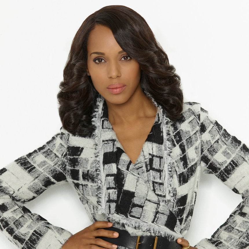 Scandal Stars Reveal Secrets: ABC Wanted Olivia Pope To Be White
