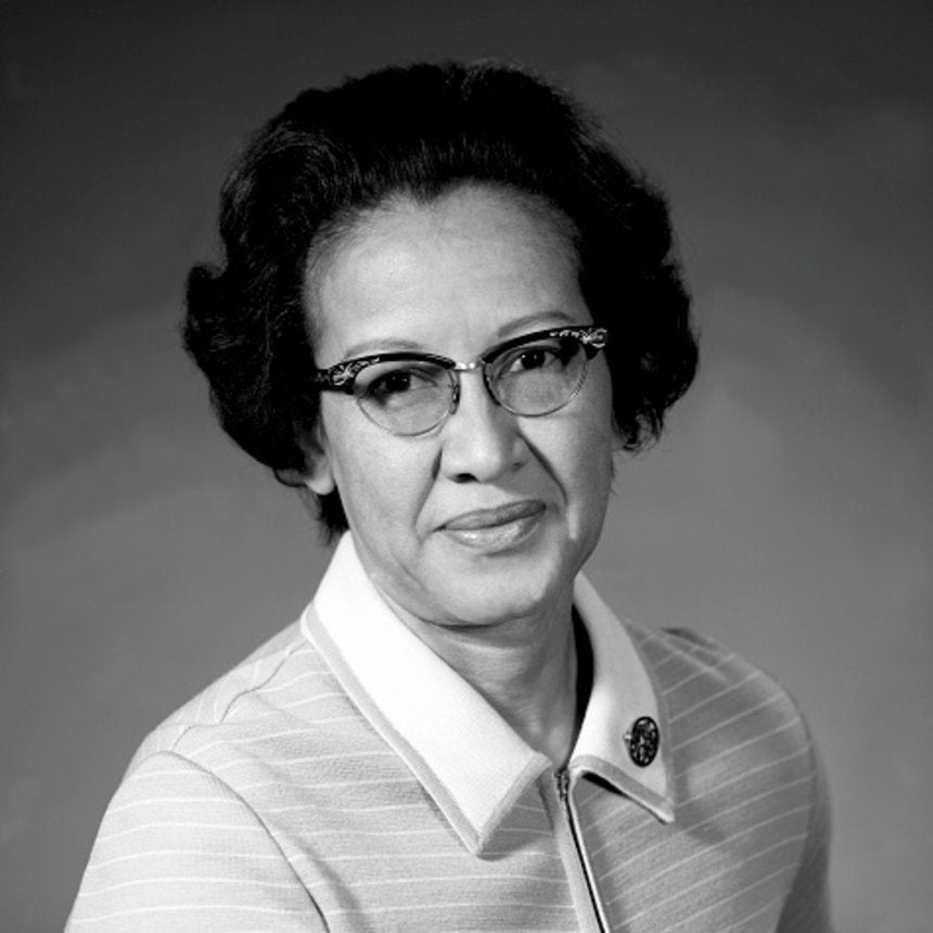 The Granddaughter Of Katherine Johnson Gushes On The Hidden Figure Audiences Didn't Get To See