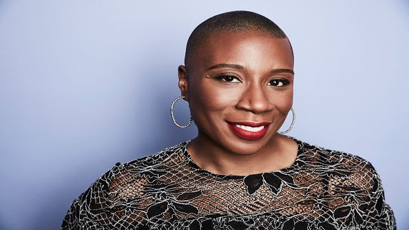 Aisha Hinds Talks Playing The Role Of ALifetime In 'Underground'