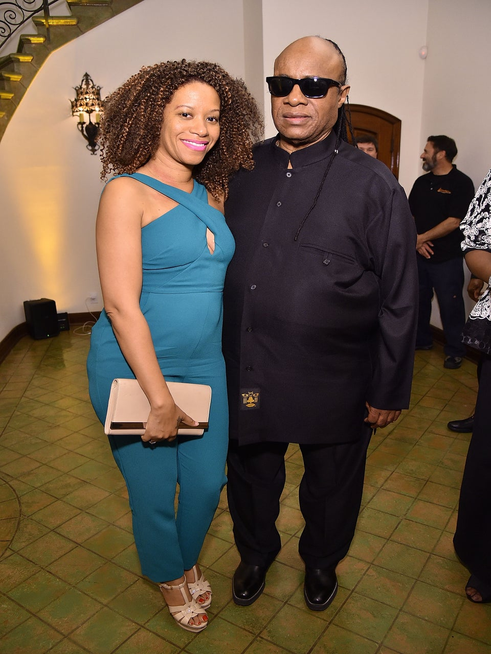 Stevie Wonder And Tomeeka Bracy To Wed In Jamaica