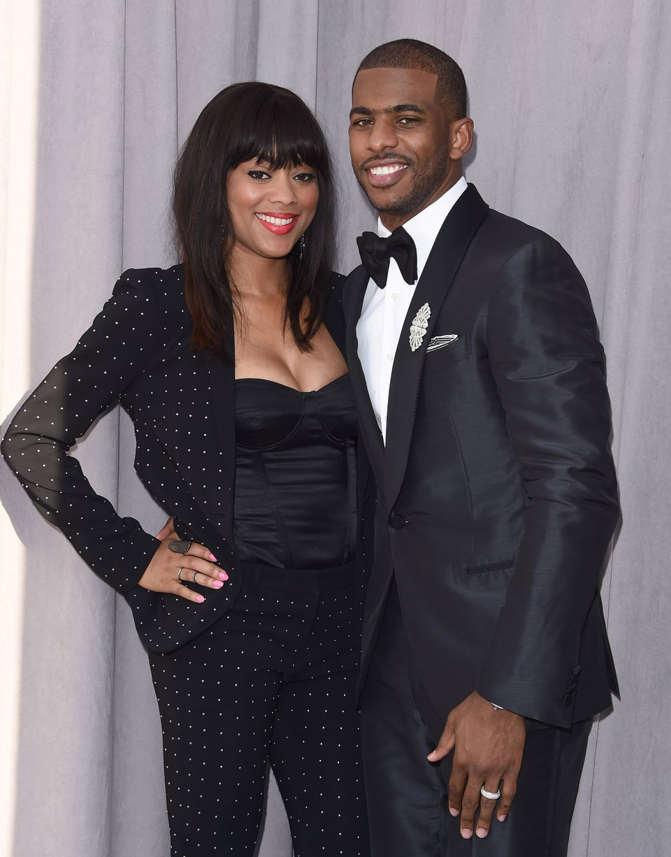 Chris Paul Shouts Out His Wife Jada's Black Girl Magic and Big Heart