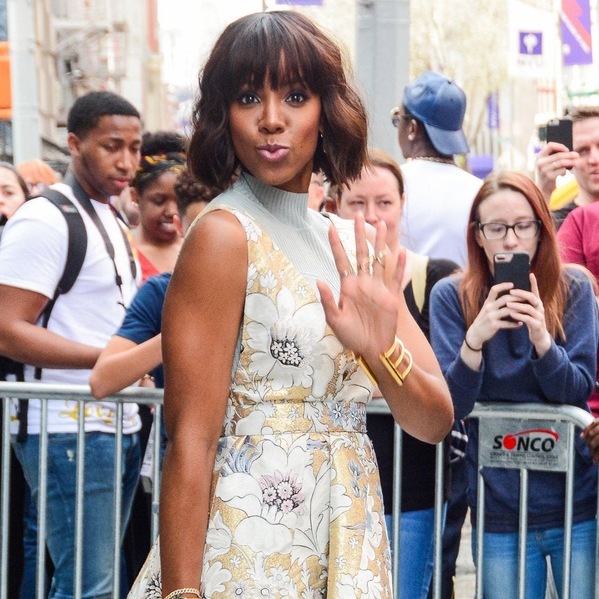 Kelly Rowland Book Signing Gets Awkward When Anti-Fur Protesters Crash