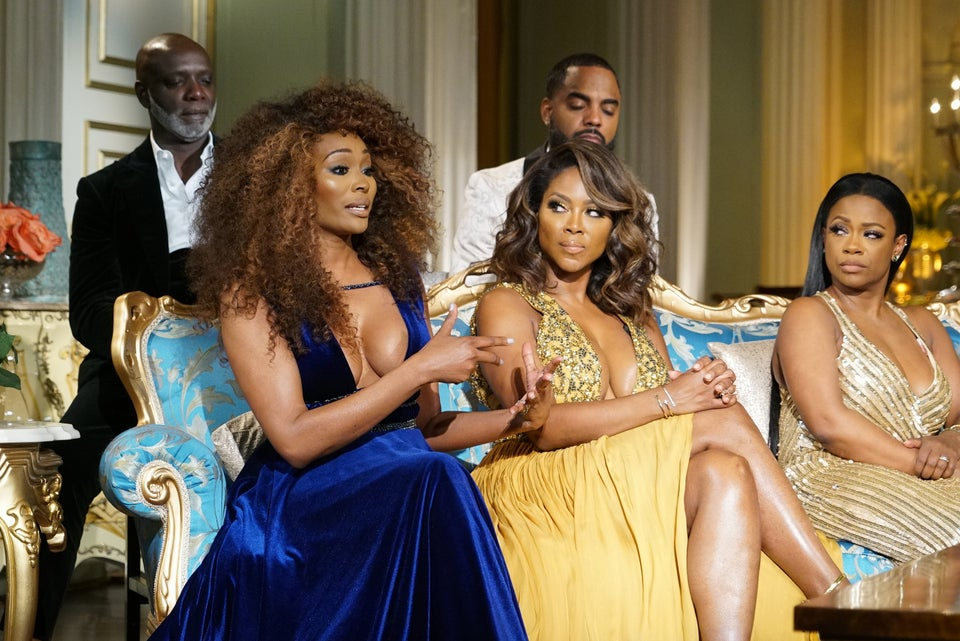 'Real Housewives of Atlanta' Reunion, Part One: The Gloves Are Off