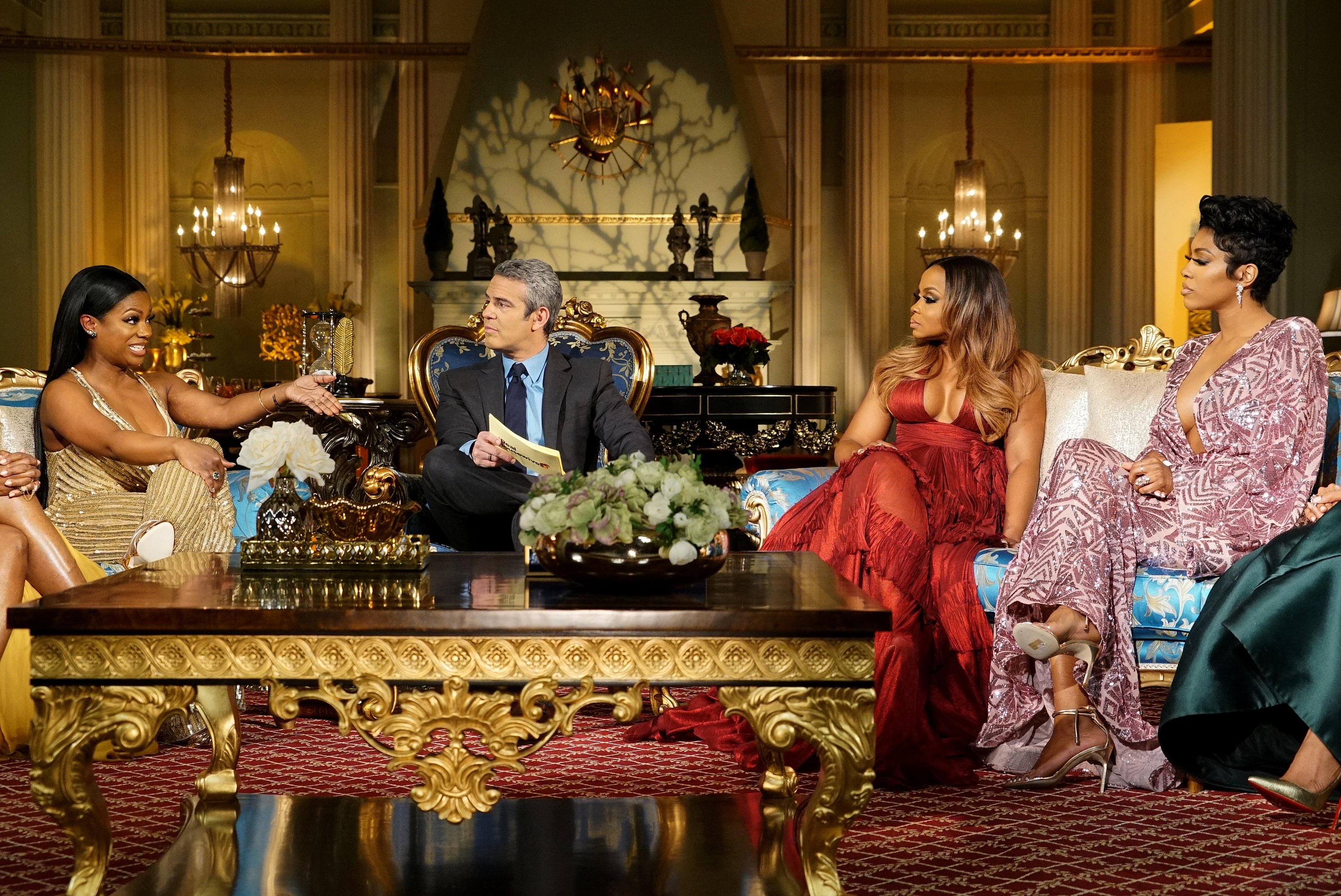 Real Housewives Of Atlanta Reunion Part Three All Eyes On Phaedra