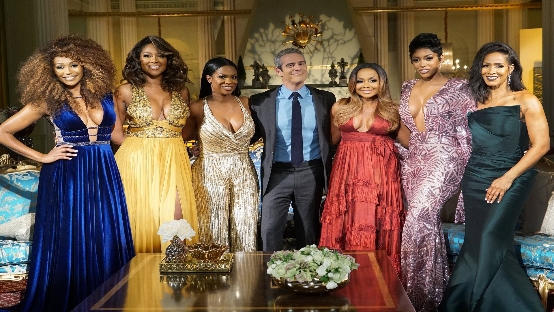 RHOA Finale Fashion Was Just as Memorable as the Shade Thrown