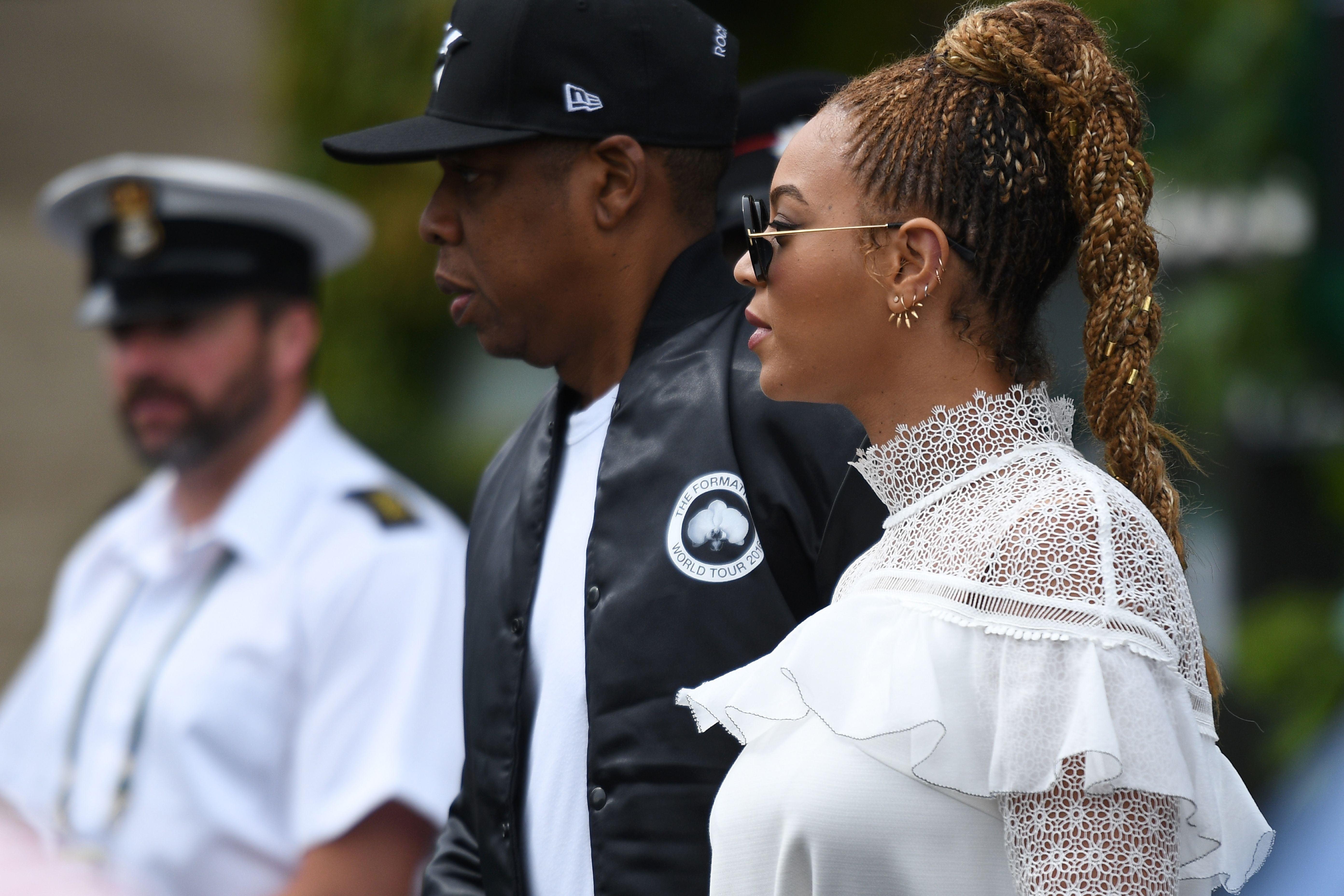 Beyonce-braids