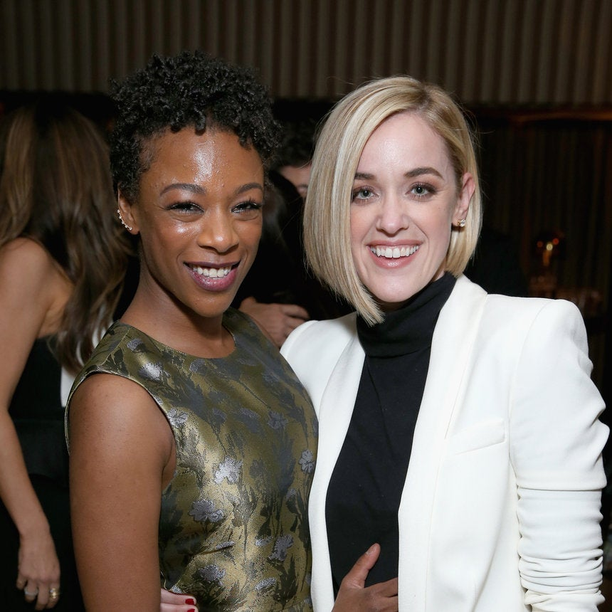 See All Of Samira Wiley And Lauren Morelli's Stunning Honeymoon Pictures