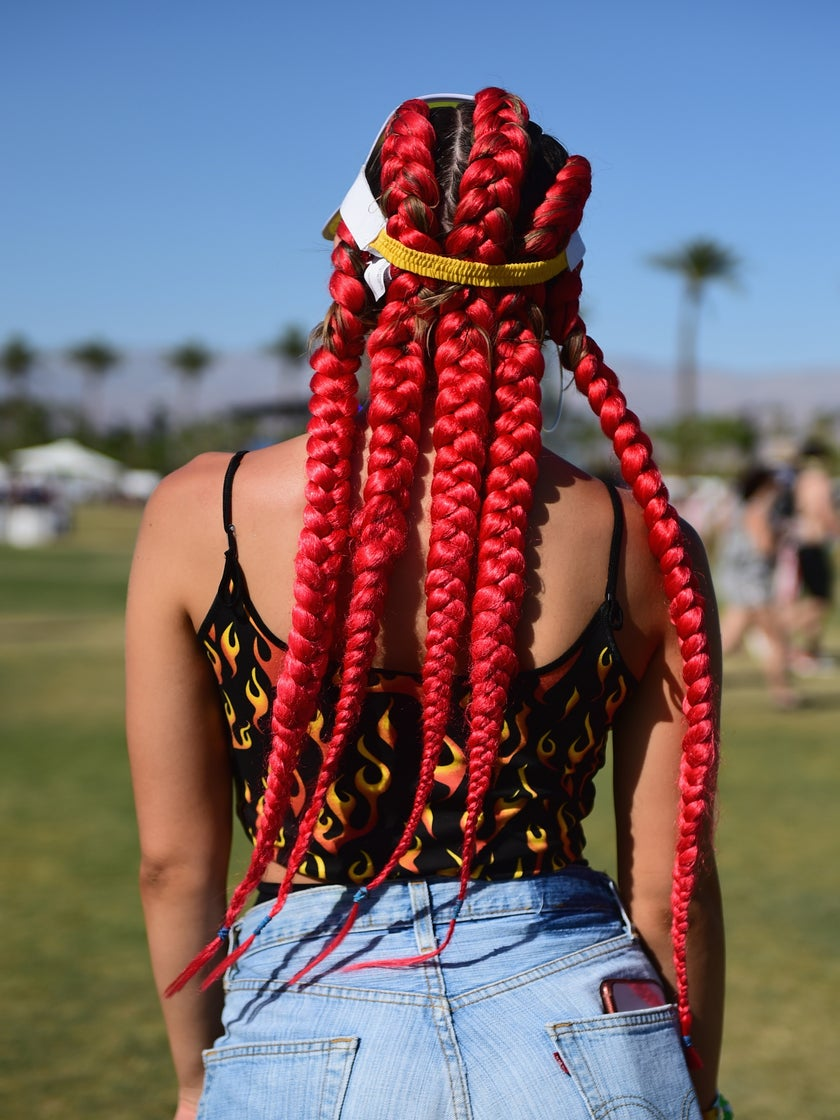 5 Must-Try Braided Festival Hairstyles
