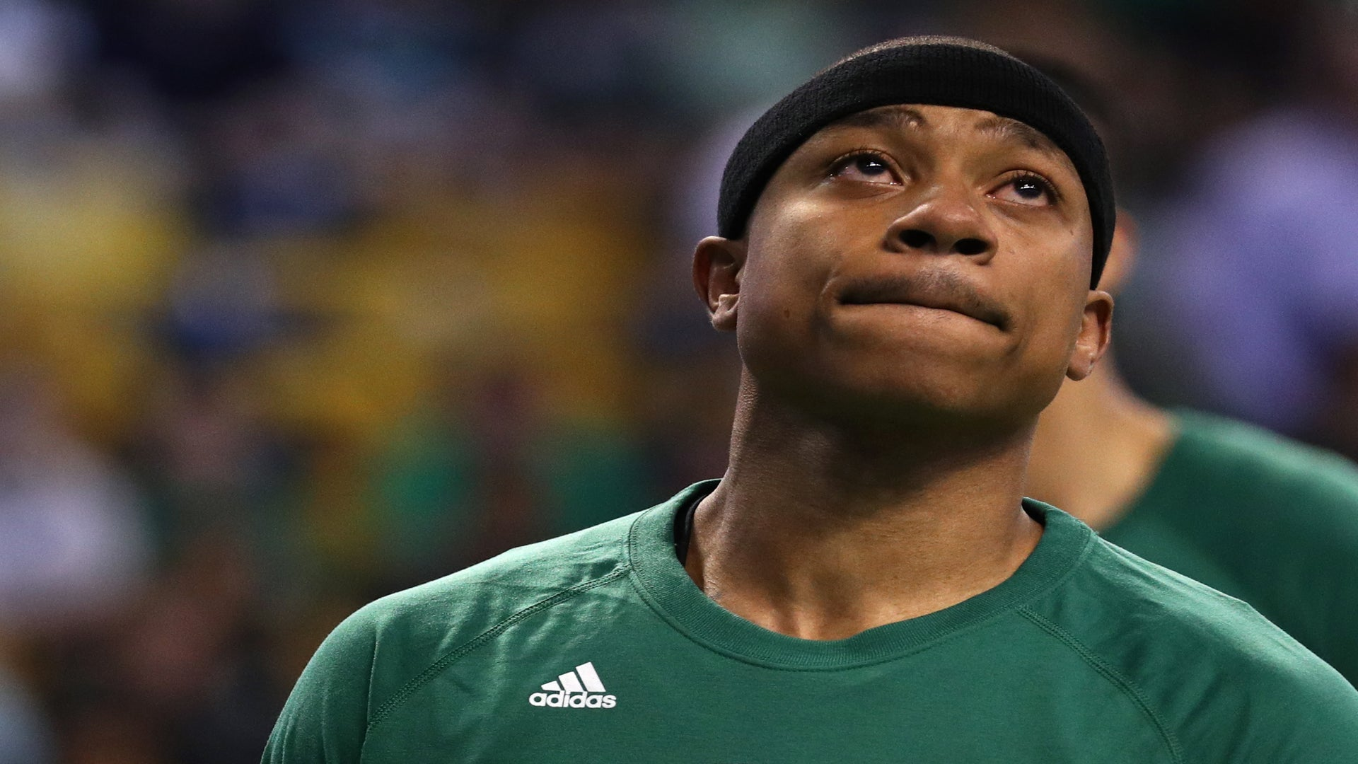 Isaiah Thomas Played In Game 1 After Losing Sister in Car Accident