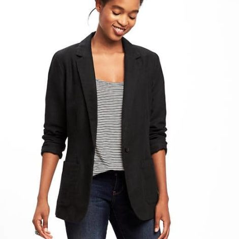 A Fashion Design Expert Says These Are the Best Work Blazers For Under $50