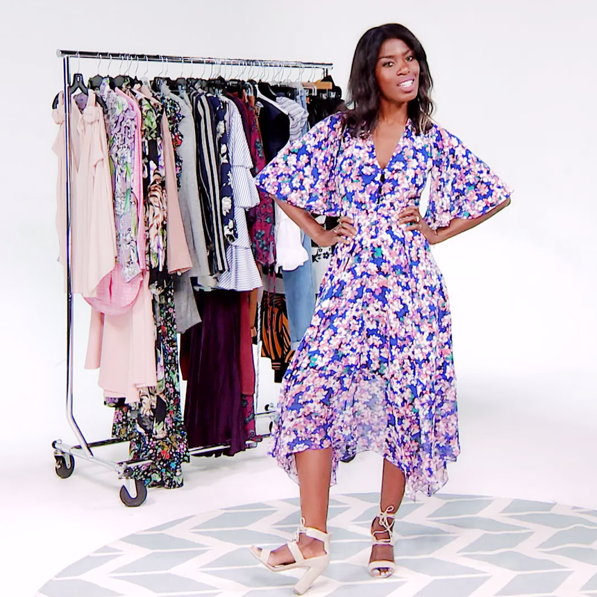 Style Goals! Long Flowy Dresses Are Sure To Turn Heads This Spring!