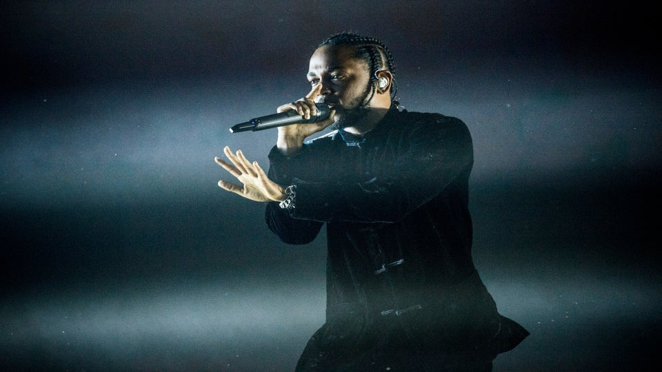Kendrick Lamar Casts Don Cheadle In High-Energy Video For 'DNA'