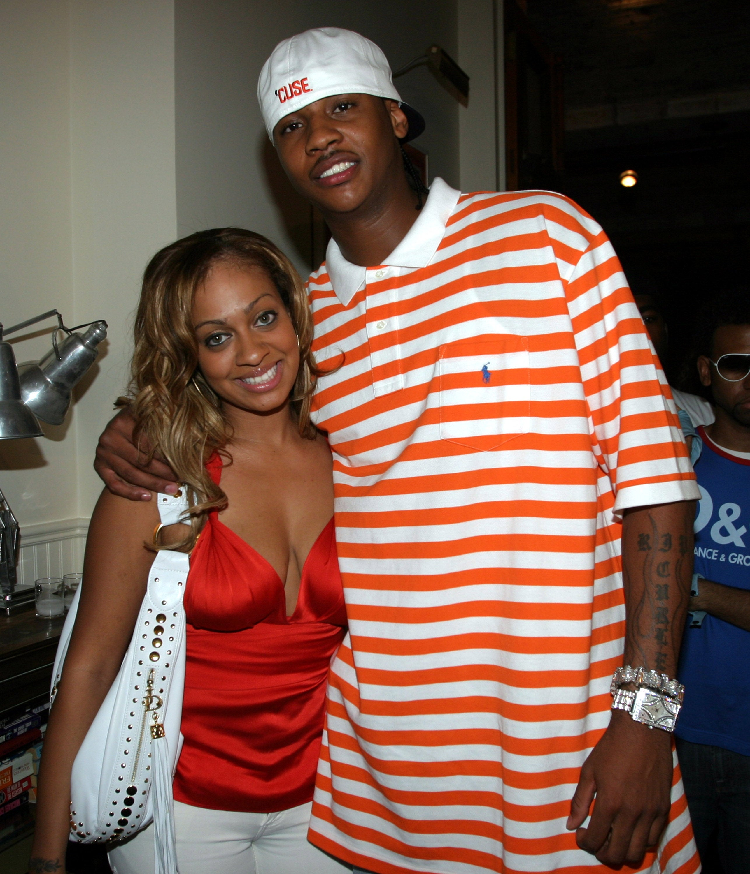 Photos of La La and Carmelo Anthony Before Their Breakup ...