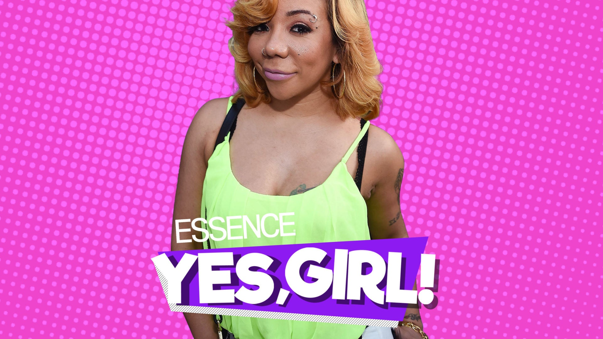 Tiny Harris Reveals What She's Looking For In The Next Man