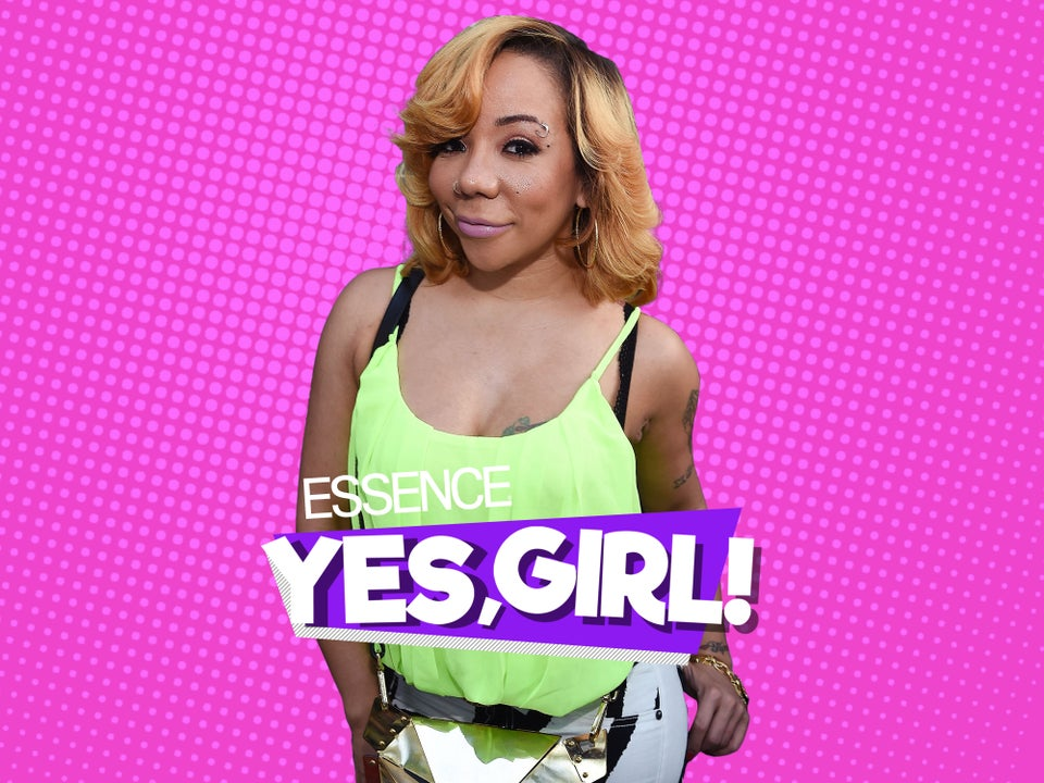 Yes, Girl! Podcast Exclusive! Tameka 'Tiny' Harris Interview On T.I. Divorce