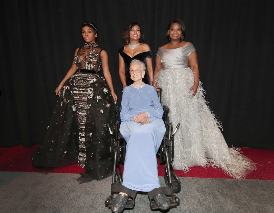 The Quick Read: 'Hidden Figures' Inspiration and NASA Mathematician Katherine Johnson To Be Honored By Alma Mater