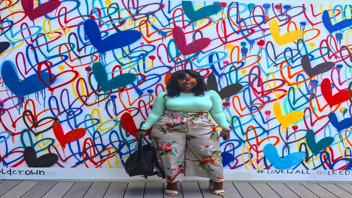 Why We're Crushing on This Curvy Girl's Super Stylish Instagram