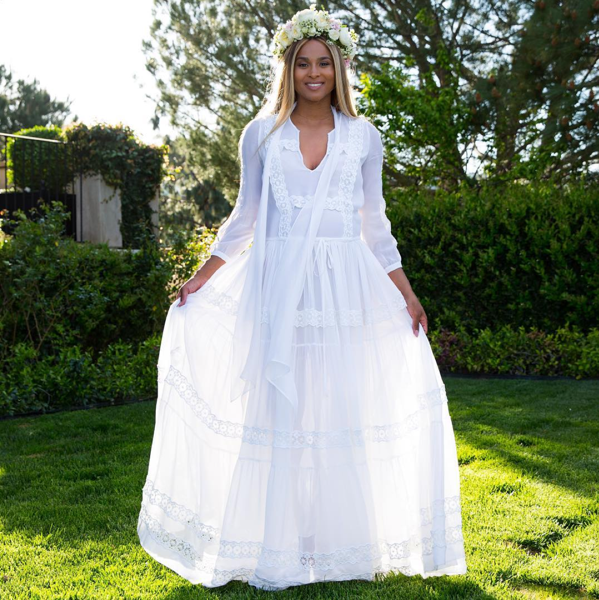 4a881d1edf714 Ciara's Pregnancy Style is Bound to be Epic, We've Got Proof - Essence