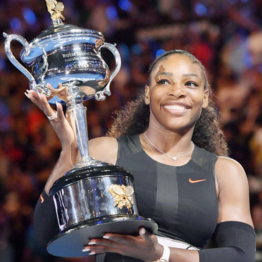 Serena Williams's Pregnant Grand Slam Victory Proves How Incredible Women's Bodies Can Be