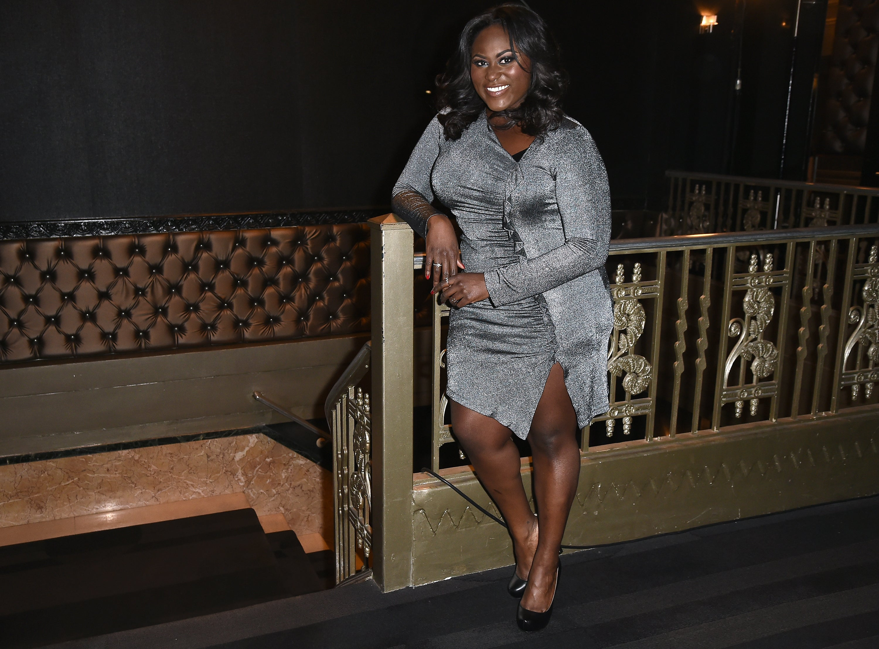 Danielle Brooks Is Proud Of Her Stretch Marks: 'That's Just The Road Map Of My Strength'