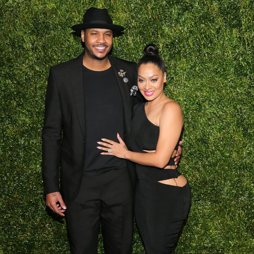 Carmelo Anthony Continues To Pour His Heart Out To Estranged Wife La La On Instagram