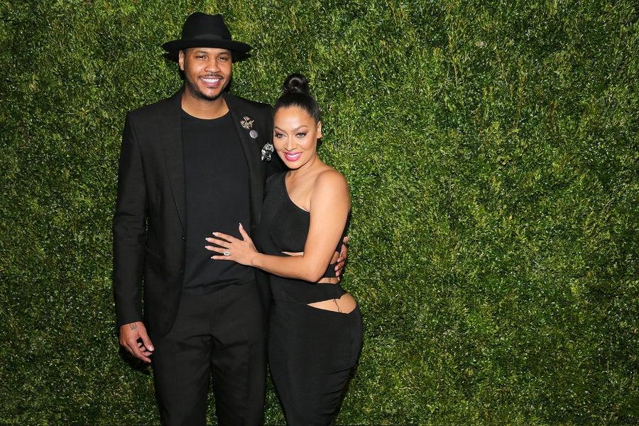 La La Anthony Talks About Carmelo Anthony Split On Wendy ...